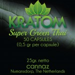 Kratom - Super Green Thai
