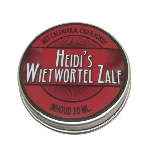 Wietwortel zalf 30 ml.